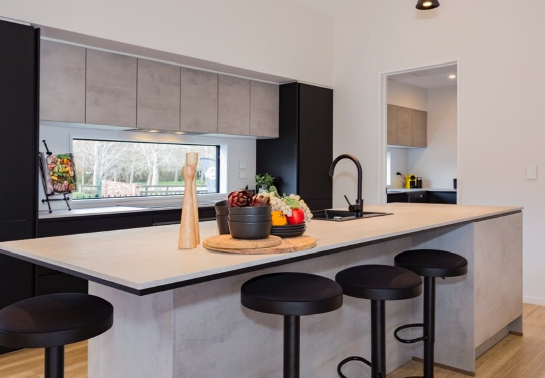 Recent kitchen renovations by Deluxe Homes.
